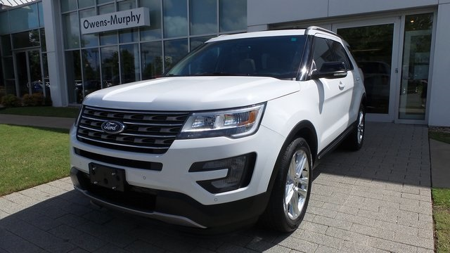 Pre Owned 2017 Ford Explorer Xlt 4d Sport Utility In Little Rock