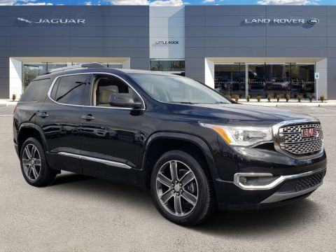 Pre-Owned 2018 GMC Acadia Denali With Navigation