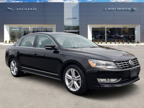 Certified Pre-Owned 2014 Volkswagen Passat TDI SEL Premium With Navigation
