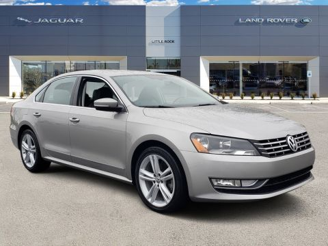 Certified Pre-Owned 2013 Volkswagen Passat TDI SEL Premium With Navigation