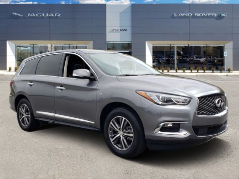 Pre-Owned 2017 INFINITI QX60 Base With Navigation
