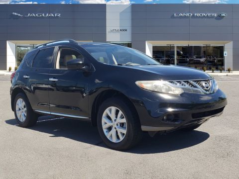 Pre-Owned 2011 Nissan Murano SV FWD 4D Sport Utility