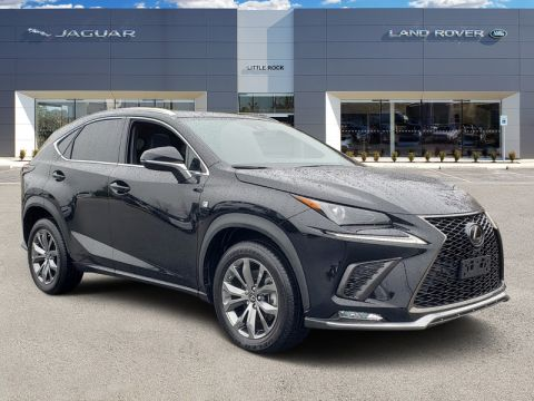 Pre-Owned 2020 Lexus NX 300 F Sport With Navigation