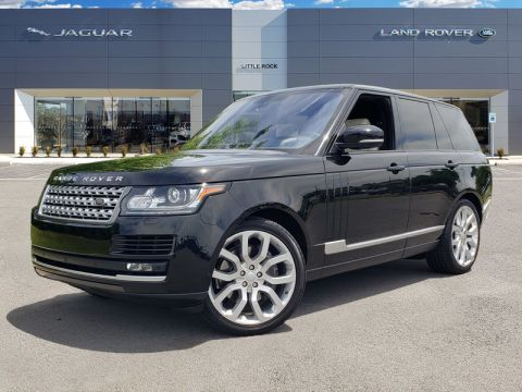 Pre-Owned 2016 Land Rover Range Rover 3.0L V6 Supercharged HSE With Navigation & 4WD
