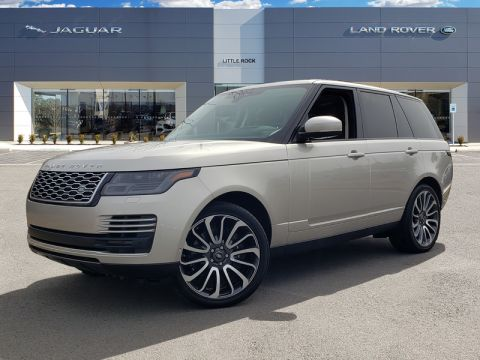 Pre-Owned 2018 Land Rover Range Rover 5.0L V8 Supercharged With Navigation & 4WD