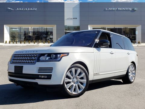 Pre-Owned 2017 Land Rover Range Rover 5.0L V8 Supercharged LWB