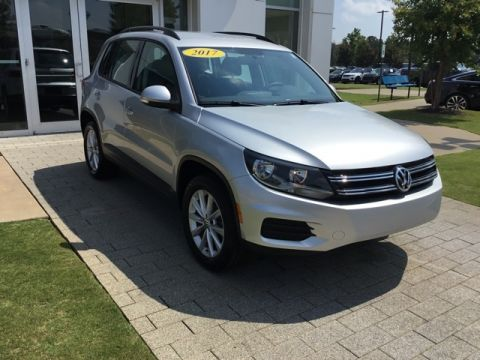 Certified Pre-Owned 2017 Volkswagen Tiguan Limited 2.0T AWD